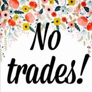 Sorry — no trades!